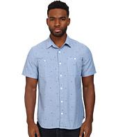 HUF - Payday Chambray Short Sleeve Shirt