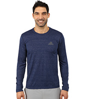 adidas - Ultimate Long Sleeve Crew Tee