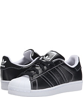adidas Originals Kids - Superstar - Contrast Stitch (Big Kid)