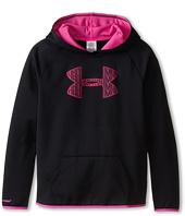 Under Armour Kids - UA Armour® Fleece Big Logo Hoodie (Big Kids)