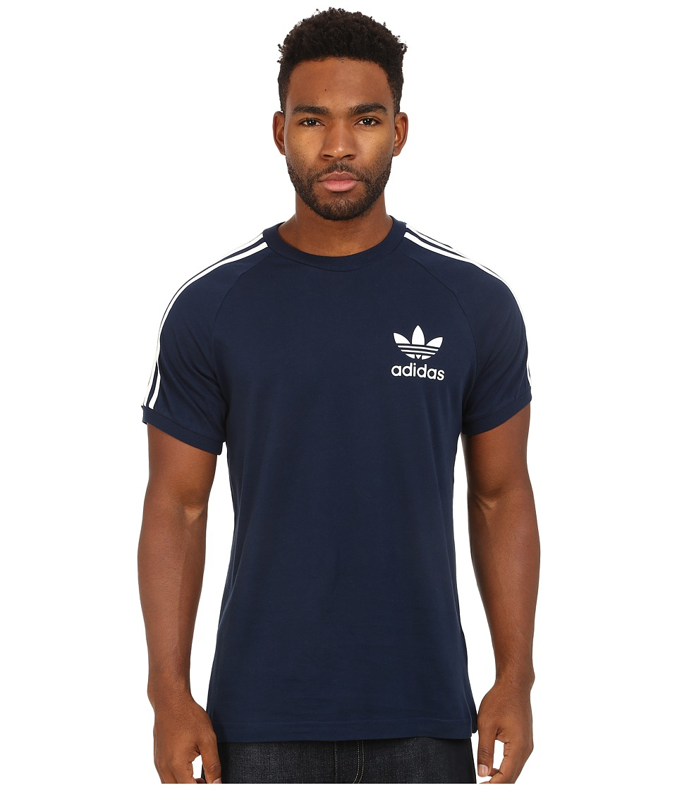 originals sport essentials tee collegiate navy white men 39 s t shirt. Black Bedroom Furniture Sets. Home Design Ideas