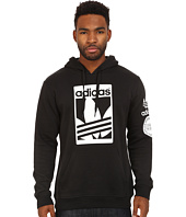 adidas Originals - Street Graphic Pullover Hoodie