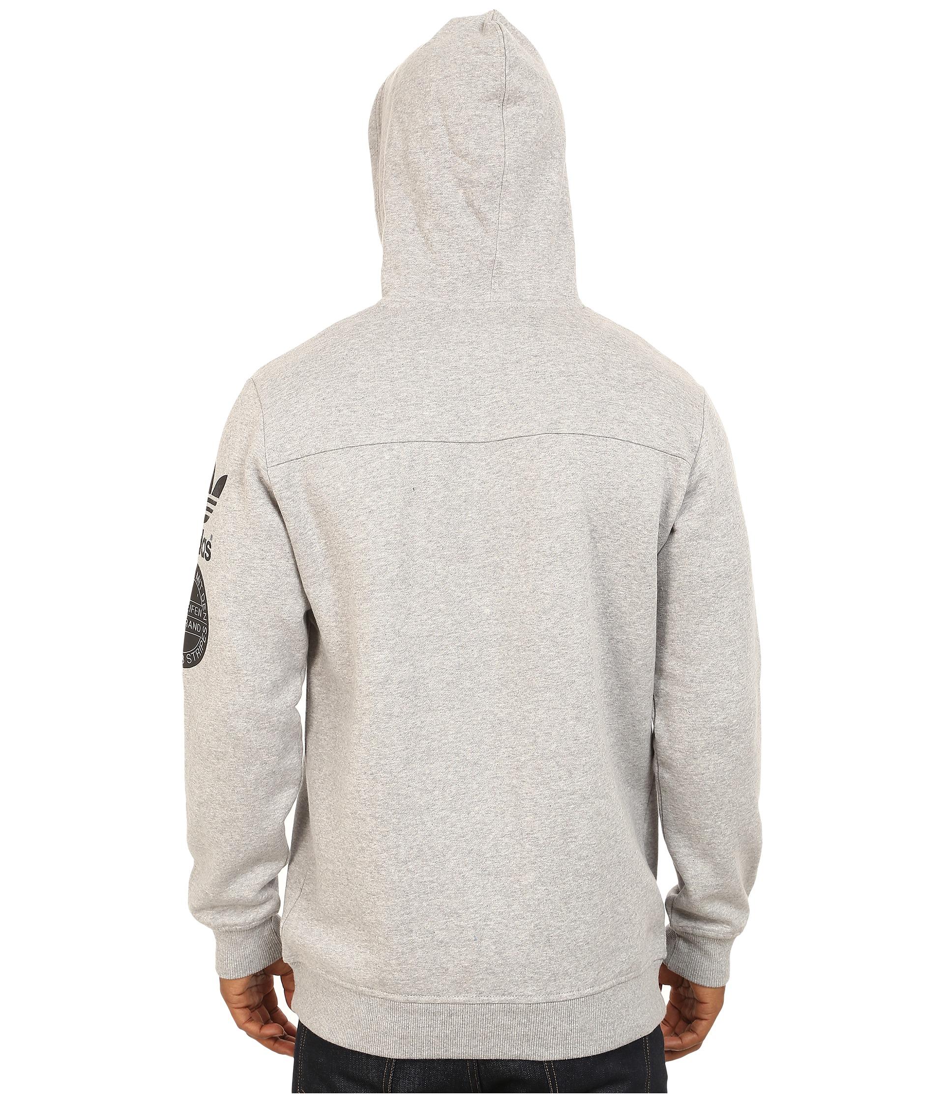 adidas originals street graphic pullover hoodie medium. Black Bedroom Furniture Sets. Home Design Ideas