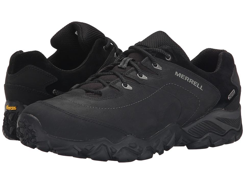Merrell - Chameleon Shift Trek Waterproof (Black) Mens Climbing Shoes