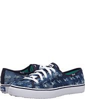 Keds - Double Up Distressed Denim