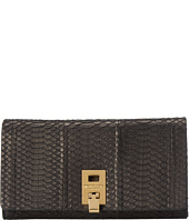 Michael Kors - Za Continental Wallet Suede Snake