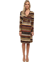 Christin Michaels - Erika Wrap Dress