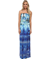 Christin Michaels - Julianne Strapless Maxi Dress