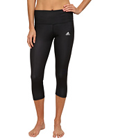 adidas - Performer Mid-Rise 3/4 Tights - Illuminated Energy Print