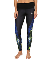 adidas - Performer Mid-Rise Long Tights - Infinite Energy