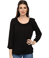 MICHAEL Michael Kors - Core Scoop Peasant Top