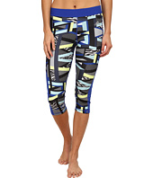adidas - TECHFIT™ Capri Tights - Amazing Print