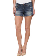 Blank NYC - Denim Cut Off Distressed Short in Stage 5 Clinger