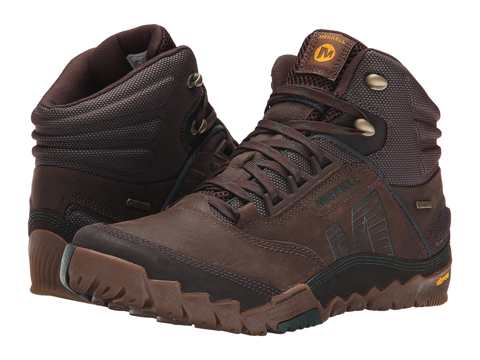 Merrell - Annex Mid GORE-TEX (Clay) Men