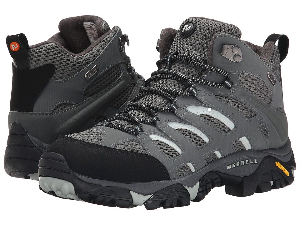 Merrell - Moab Mid Waterproof (Sedona Sage) Men