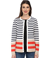 Pendleton - Placed Stripe Cardigan