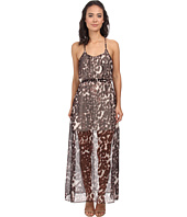 Chaser - Animal Print Maxi Dress
