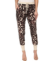 Chaser - Animal Print Panel Pants