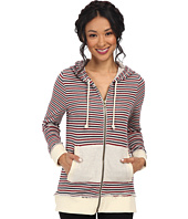 Chaser - Zip-Up Tunic Hoodie