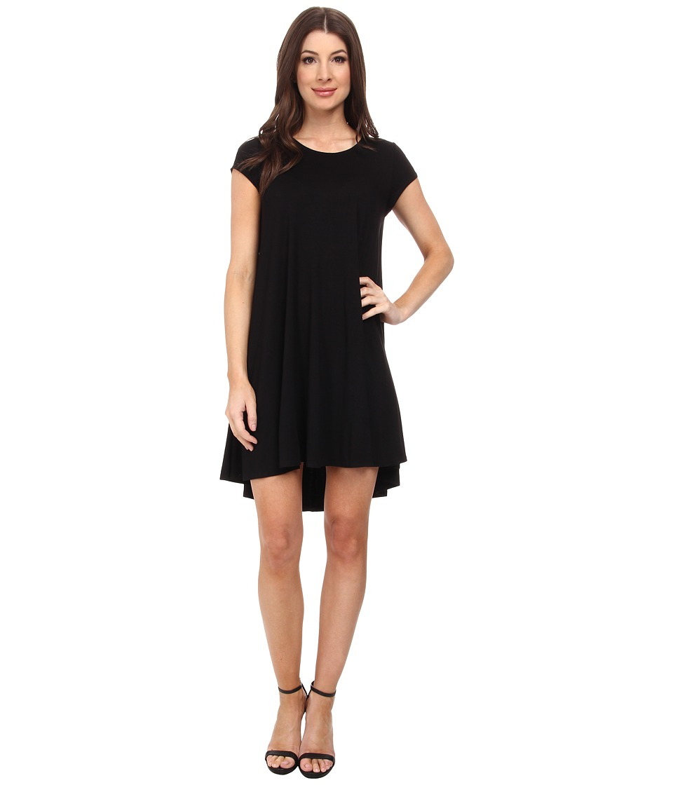Karen Kane - Maggie Trapeze Dress (Black) Womens Dress