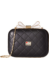 LOVE Moschino - Mini Evening Bag w/ Bow Crossbody