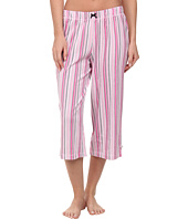 Karen Neuburger - Le Boulevard Stripe Crop Pants