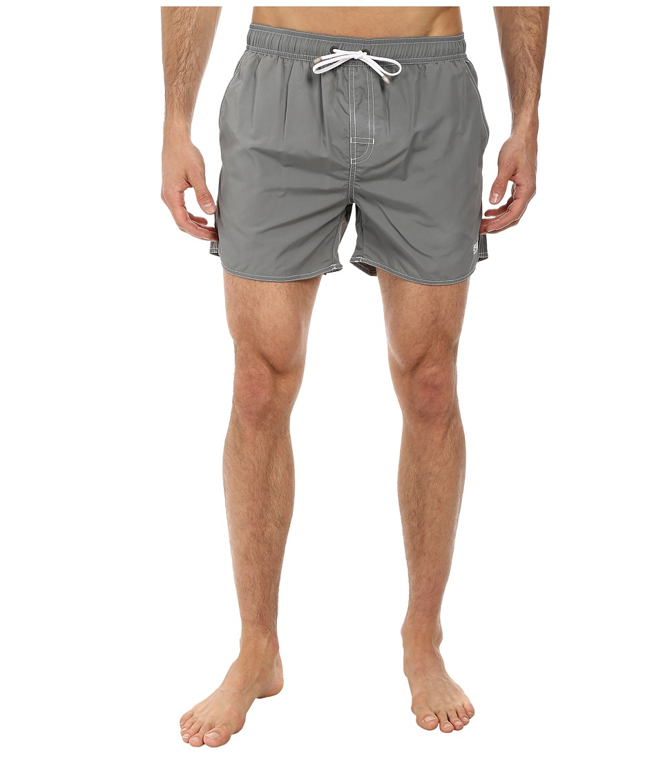 BOSS Hugo Boss Lobster 10155742 01 Swim Shorts Grey Mens Swimwear