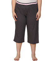 Karen Neuburger - Plus Size Le Boulevard Dot Crop Pants
