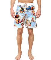 BOSS Hugo Boss - Cavefish 10135293 01 Swim Shorts