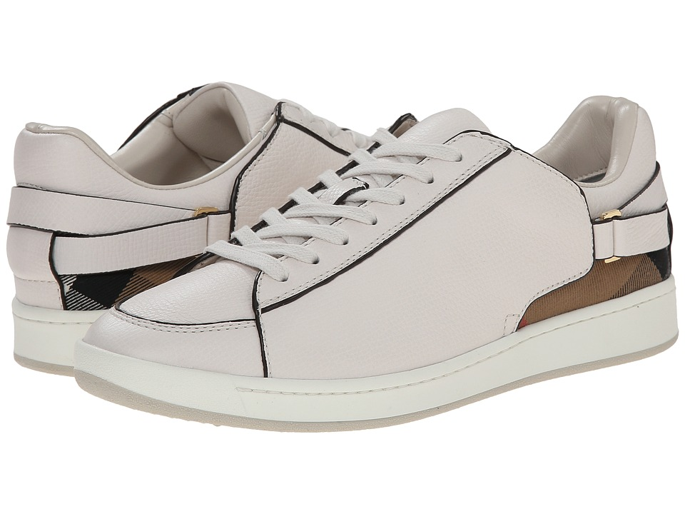 Burberry Pledwick Natural Womens Lace up casual Shoes