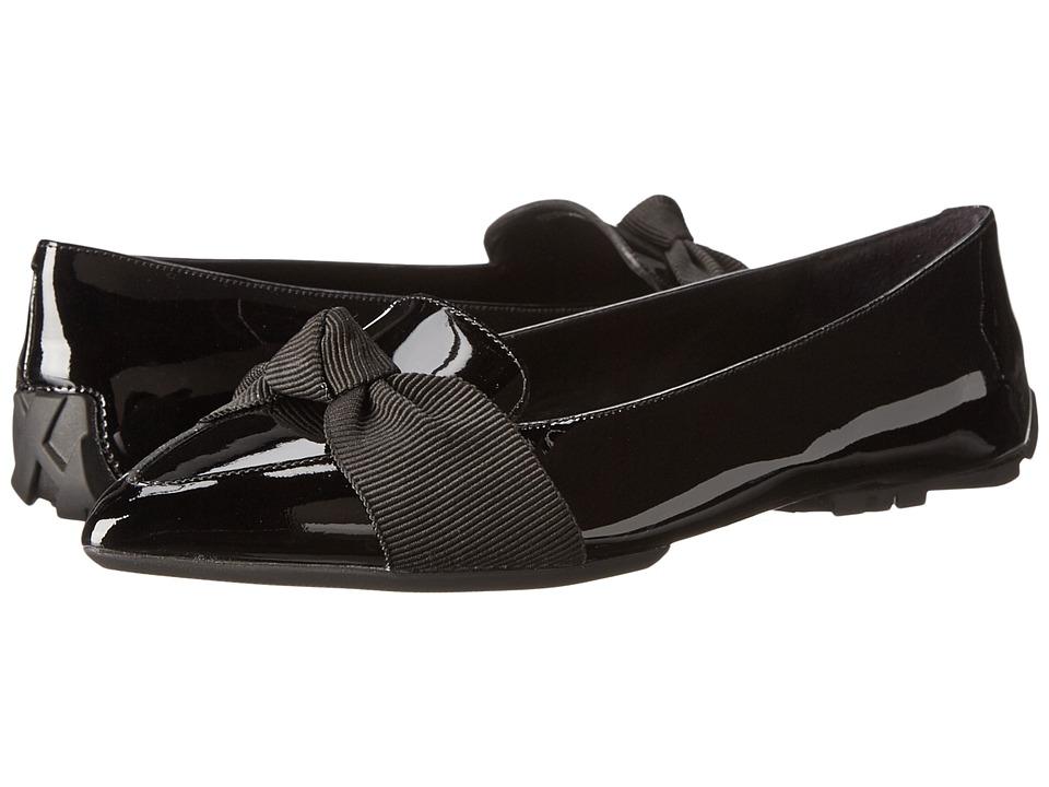 Burberry Haltonson Black Womens Flat Shoes