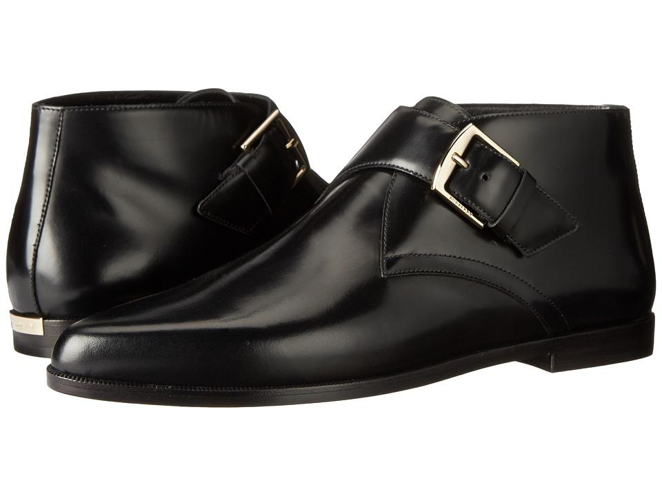 Burberry Harlestone Black Womens Boots
