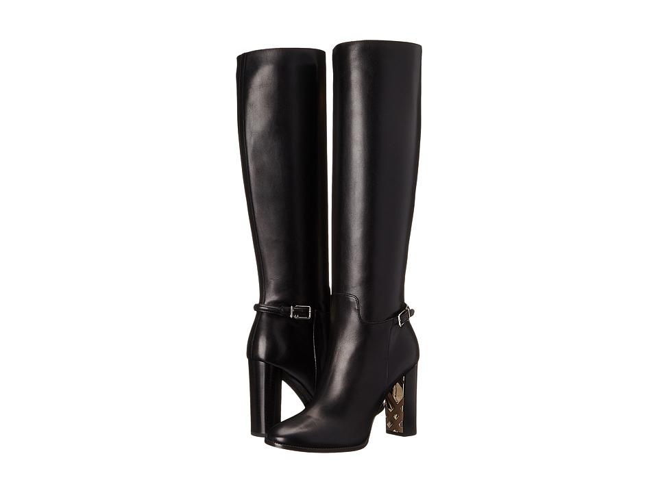 Burberry Marston Black Womens Boots