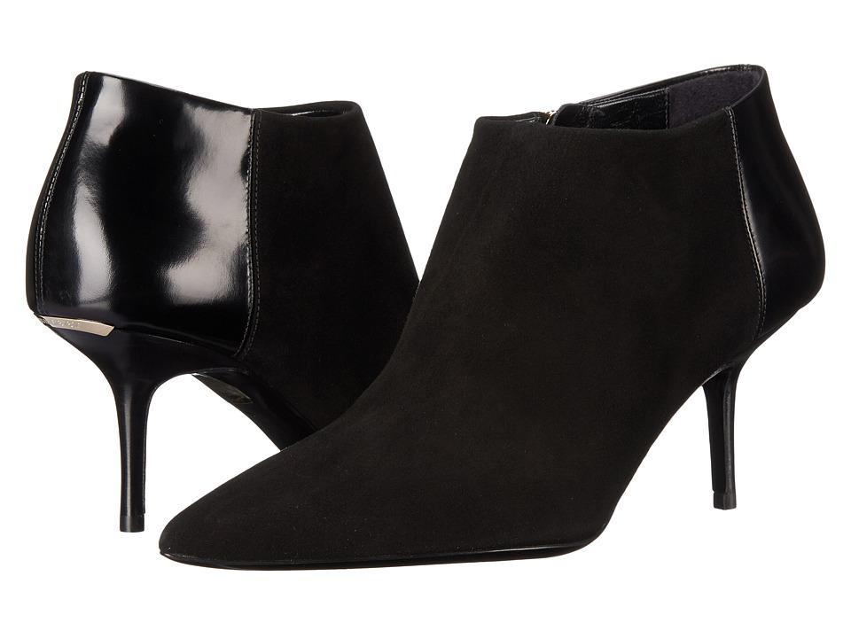 Burberry Demi Black/Black Womens Boots