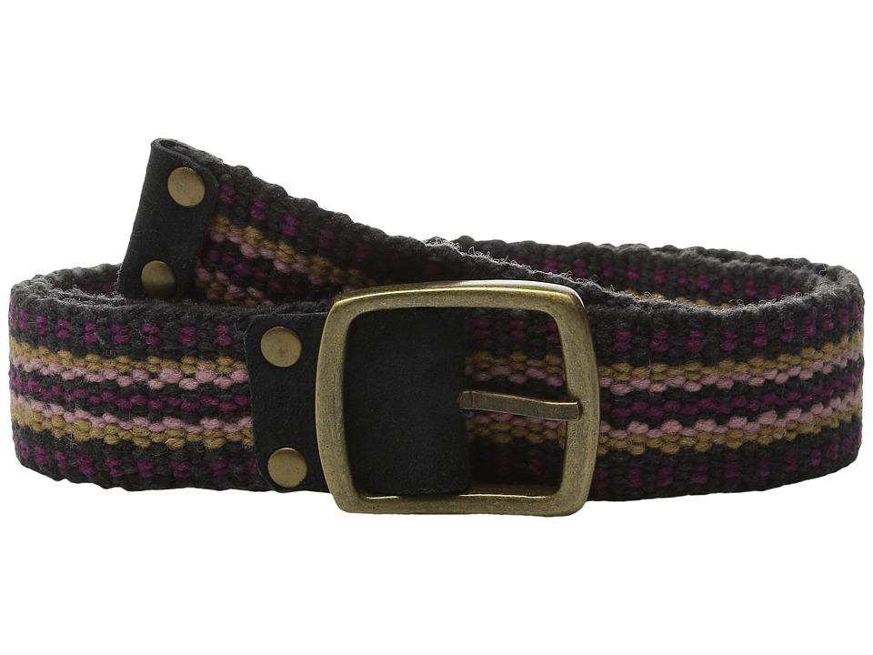 Pistil Adrienne Belt Berry Womens Belts