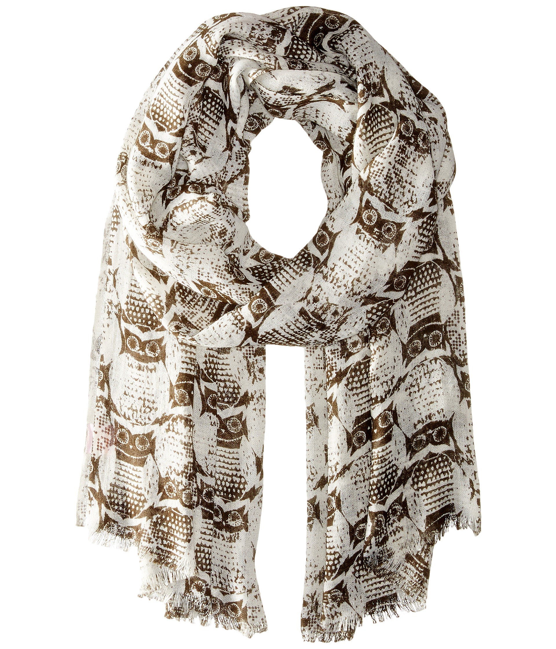 pistil nocturne scarf brown zappos free shipping