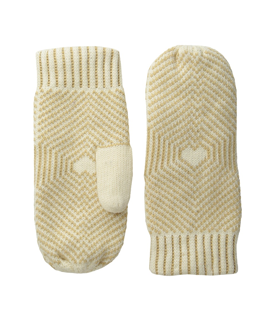 Pistil Crush Mitten Ivory Gore Tex Gloves