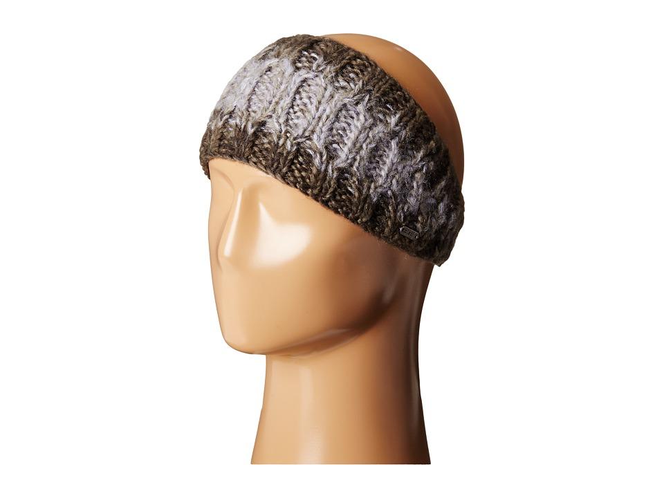 Pistil Petra Headband Gray Cold Weather Hats