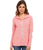 Pendleton - Stripe Rib Zip Hoodie
