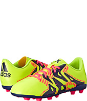 adidas Kids - X 15.4 FxG J Soccer (Little Kid/Big Kid)