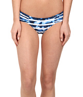 Seafolly - Inked Stripe Ruched Side Pants