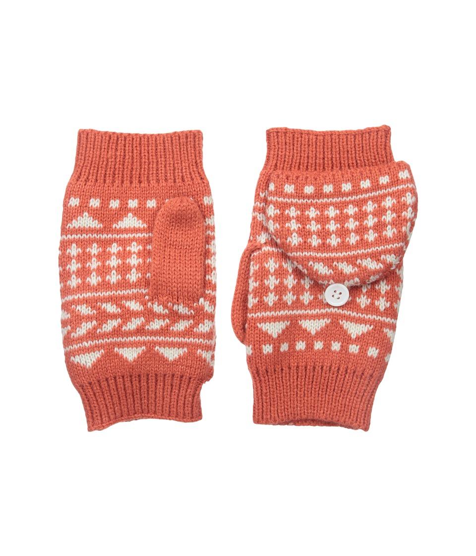 Pistil Nessie Mitten Hibiscus Over Mits Gloves
