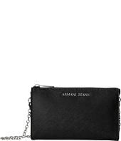 Armani Jeans - Small Saffiano Crossbody