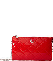 Armani Jeans - Quilted Patent Small Crossbody