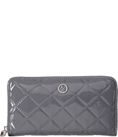 Armani Jeans - Quilted Patent Fold Wallet