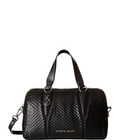 Armani Jeans - Textured Ecoleather Satchel