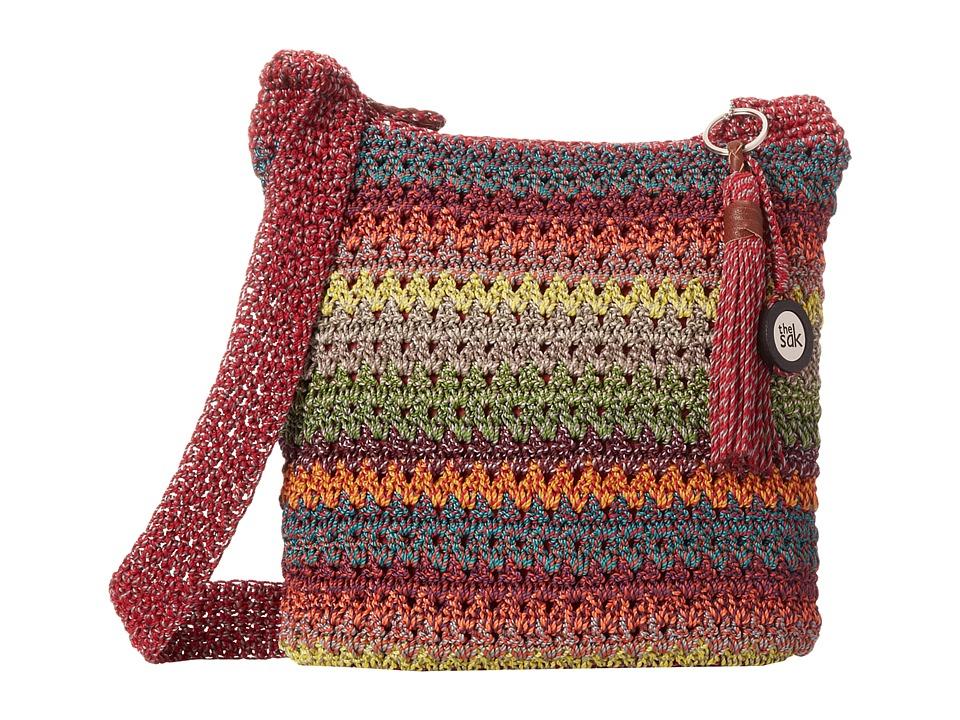 The Sak - Casual Classics Crossbody (Gypsy Stripe 1) Cross Body Handbags