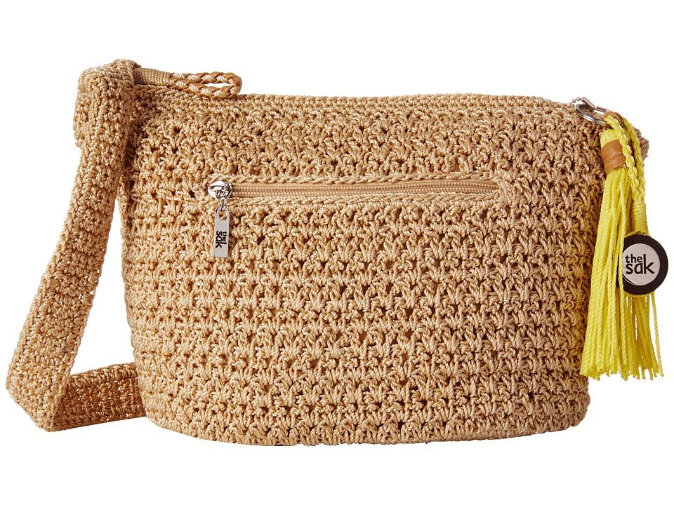 The Sak - Casual Classics Sm Hobo (Bamboo) Shoulder Handbags