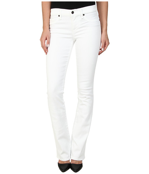 True Religion Becca Bootcut in Optic White