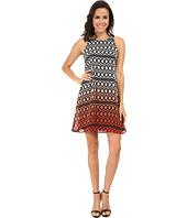 Karen Kane - Dip Dye Print Dress